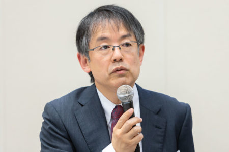 溝上敏文 日本の医療の未来を考える会