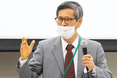 尾身茂 日本の医療の未来を考える会