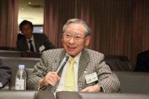 土屋了介 日本の医療の未来を考える会