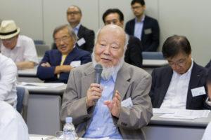 渥美和彦 日本の医療の未来を考える会