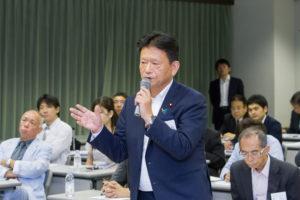 三ツ林裕巳 日本の医療の未来を考える会