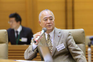 尾尻佳津典 日本の医療の未来を考える会