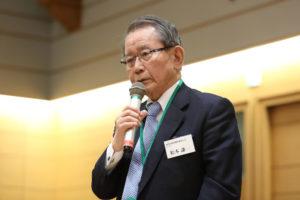 松本謙一 NPO法人海外医療機器技術協力会 日本の医療の未来を考える会