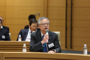 日本の医療の未来を考える会 楠岡英雄