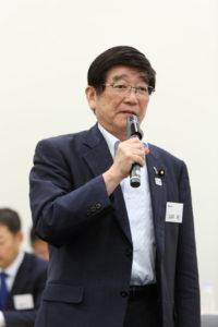 日本の医療の未来を考える会 冨岡勉