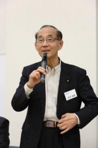 日本の医療の未来を考える会 原田義昭