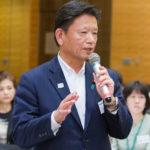 日本の医療の未来を考える会 三ツ林裕巳