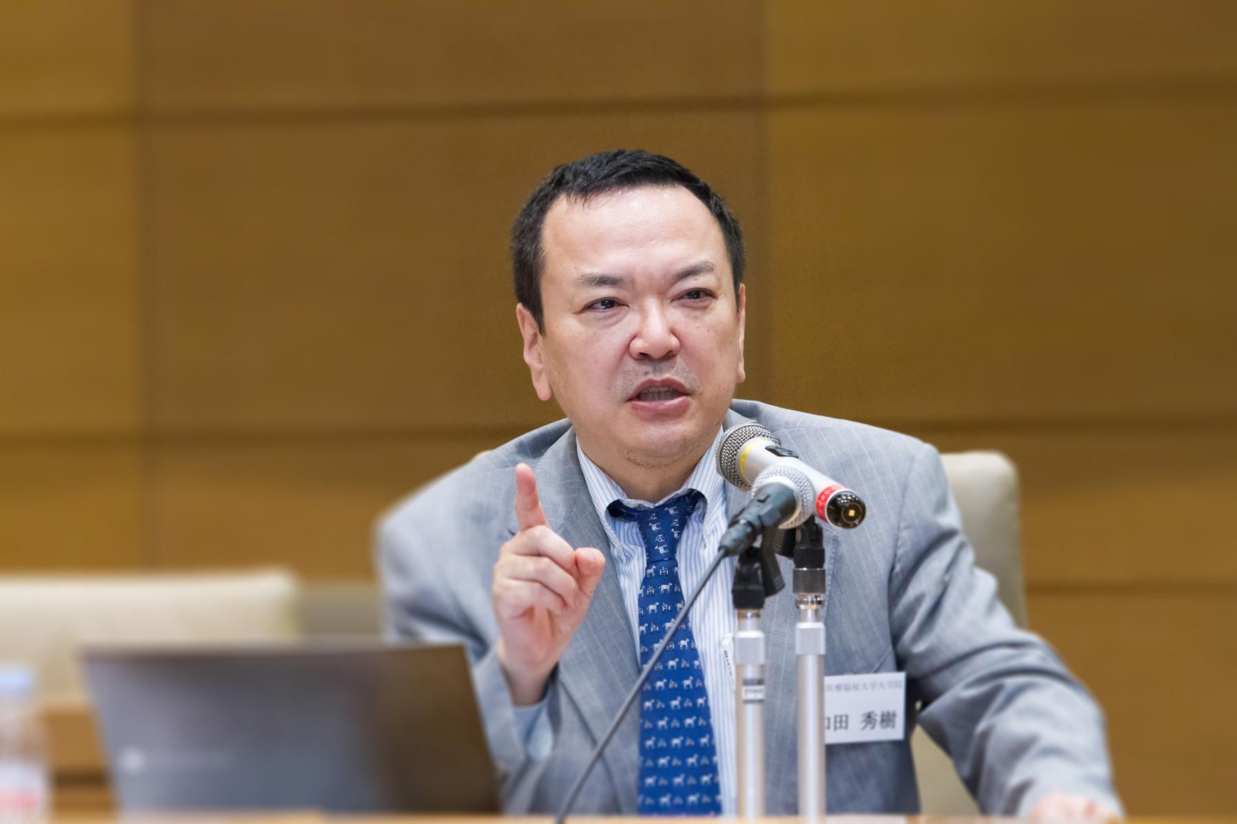 和田秀樹 日本の医療の未来を考える会