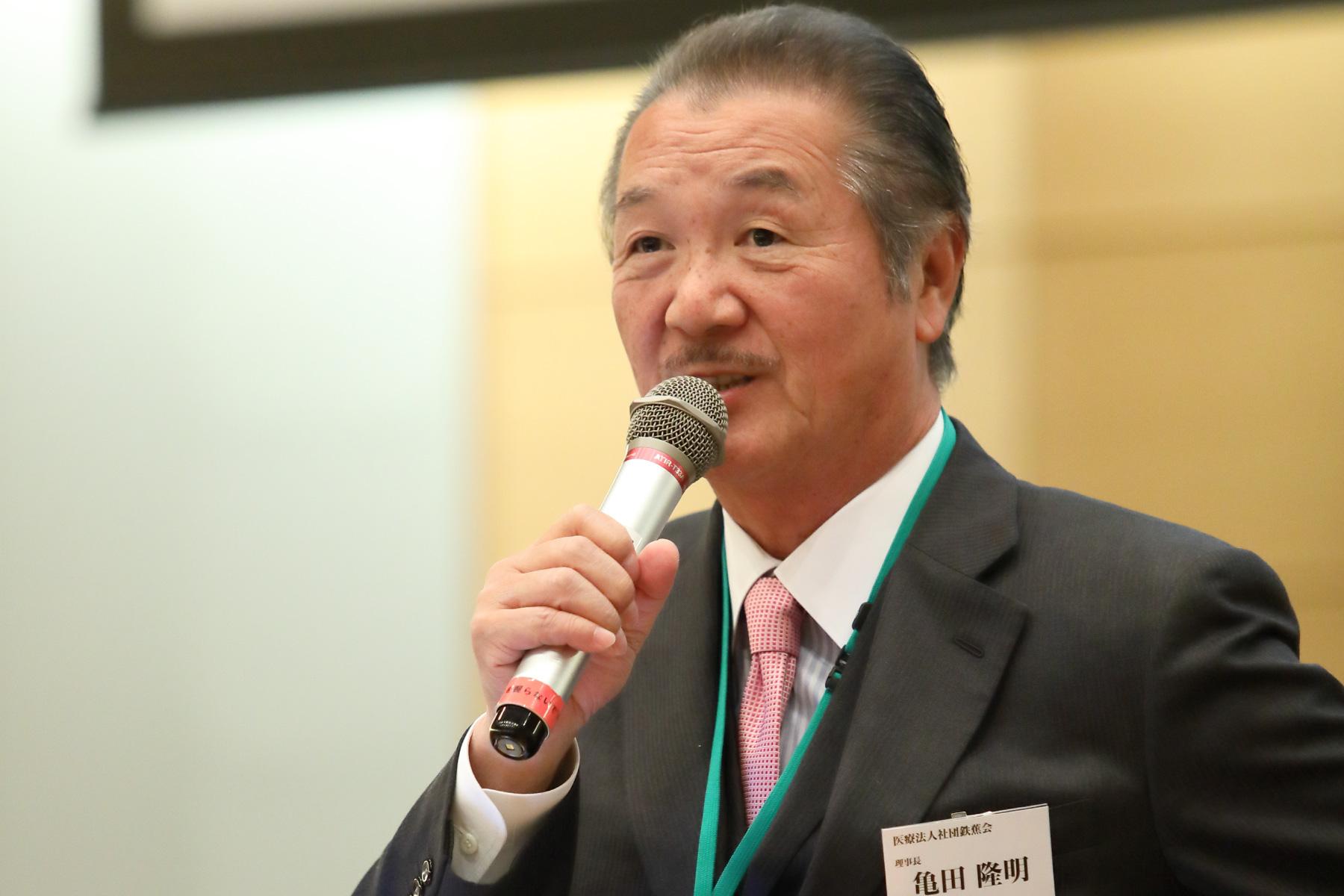 第20回「日本の医療の未来を考える会」リポート