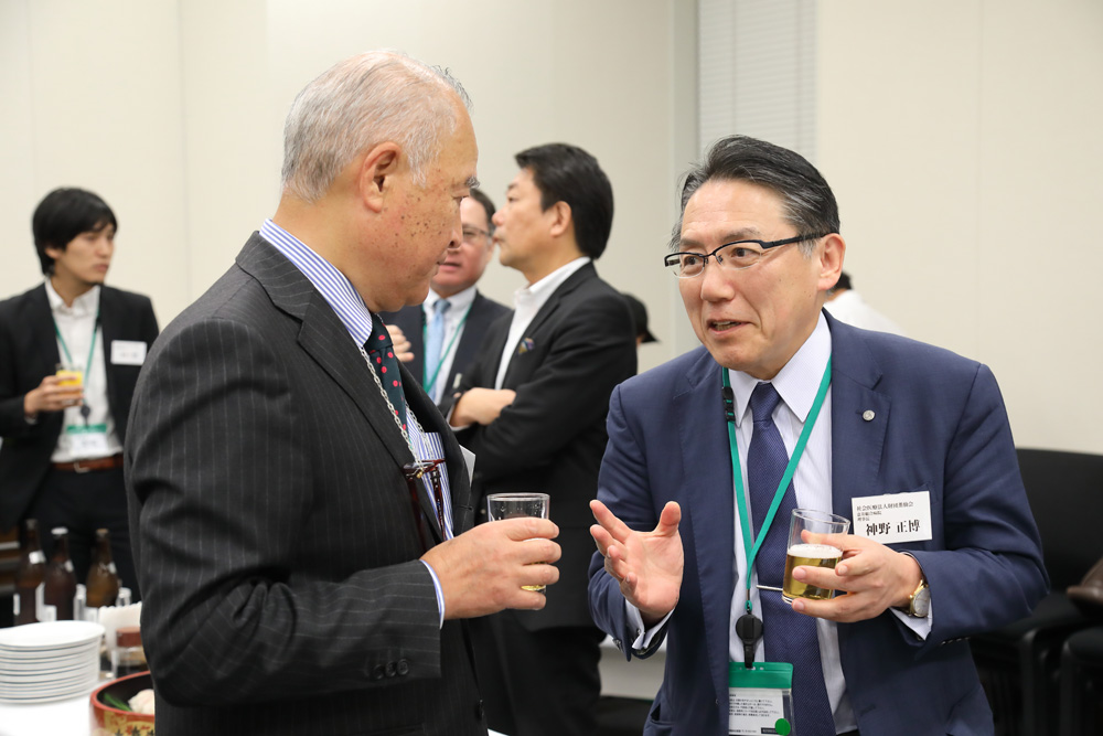 日本の医療の未来を考える会 神野正博