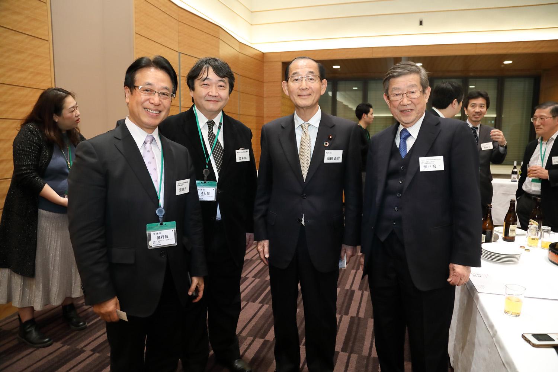 鈴木昭 瀬戸皖一 日本の医療の未来を考える会