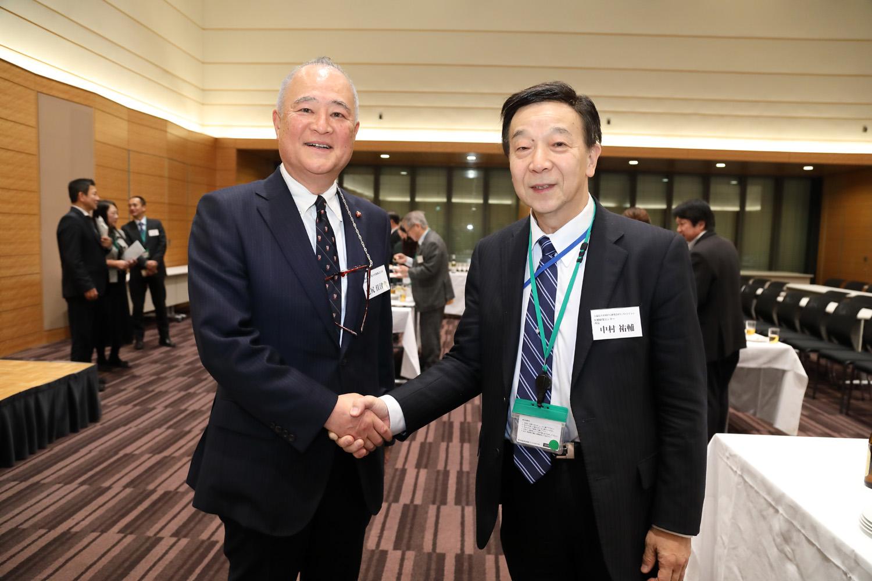 尾尻佳津典 中村俊輔 日本の医療の未来を考える会