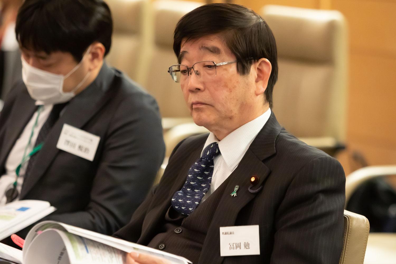 冨岡勉 日本の医療の未来を考える会