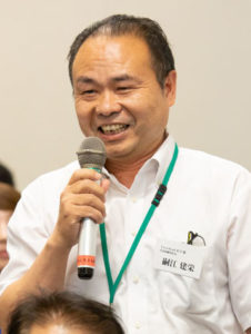 嗣江建栄・ViewSend ICT代表取締役
