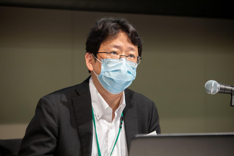 第44回 新型コロナウイルス感染症COVID-19の最新情報と第2波に向けての課題(大曲貴夫 先生)